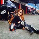 Profil dan Biodata Lengkap Pembalap Ade Destiy Asal Kota Kembang Bandung Berhasil Curi Lintasan di Ajang Balap Road Race
