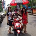 Dunia balap motor di Indonesia semakin menggeliat, peluang yang bagus bagi para bengkel modifikasi, termasuk bengkel korter