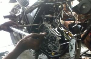 Tips Manjur Cara Mengatasi Mesin Motor Overheat