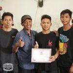 Kursus Korter/Oversize Nias Barat Sumatera Utara