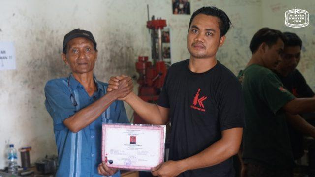 Tempat Kursus Mekanik Korter Sepeda Motor Bintuni, Papua Barat dan Sekitarnya.