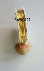 Kawat asesoris gold 1 mili (BAW0427)
