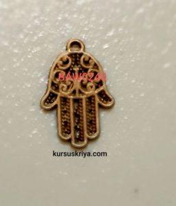 Hand of fatima charm mungil