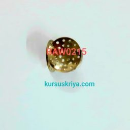 Sarangan cincin dari logam