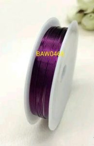 Kawat asesoris purple