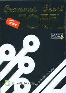 buku grammar TOEFL