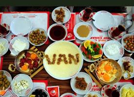 Van kahvaltısı Guinness Rekorlar Kitabı'na girdi