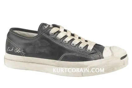 0f3df1f2aa6be5 Buy Kurt Cobain Jack Purcell Converse at Converse.com