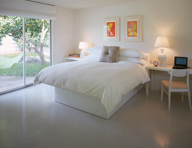 Master Bedroom Palm Springs House
