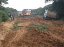 Truck in mud 2