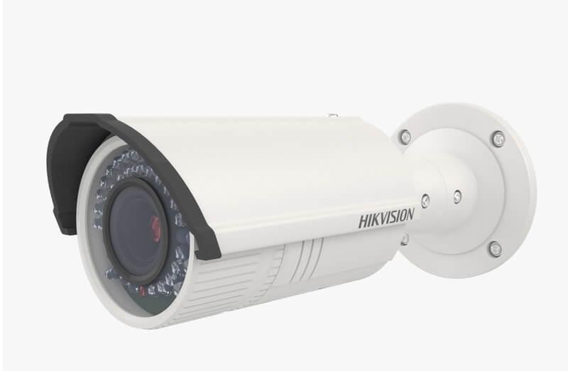 sabit lensli güvenlik kamerası