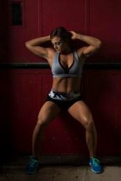 Fitness Model Casey Rogers