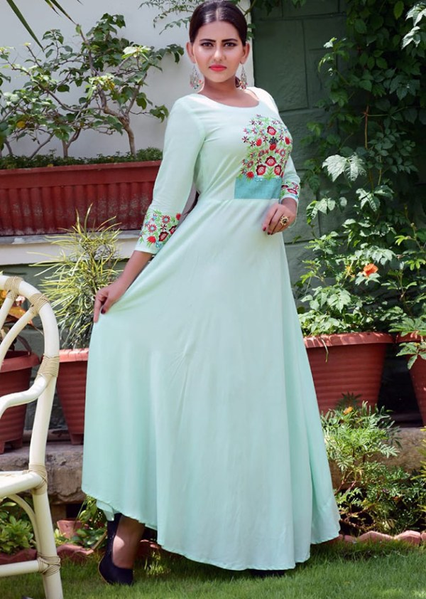 long gown am -1205