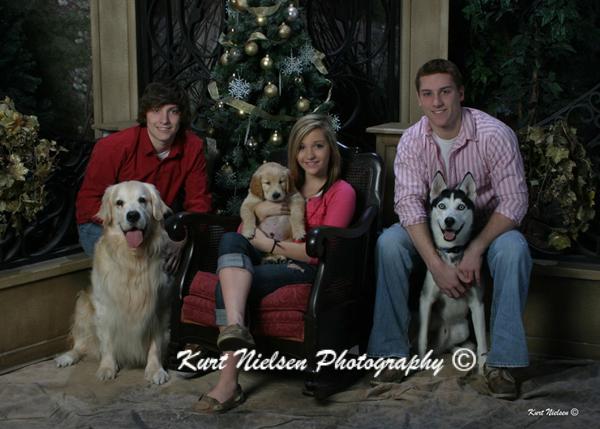 Toledo Pet Photographer for Christmas