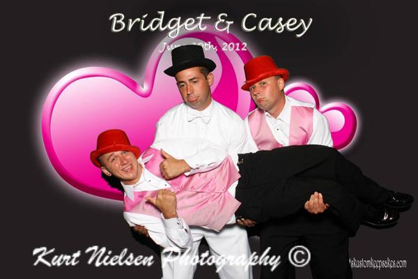 Photo Booth for Toledo Weddings
