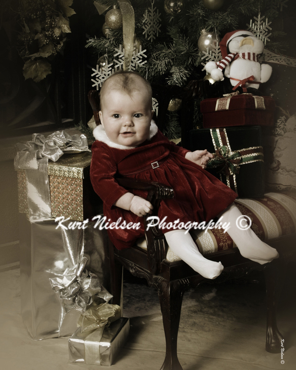 Baby Pictures for Christmas Cards
