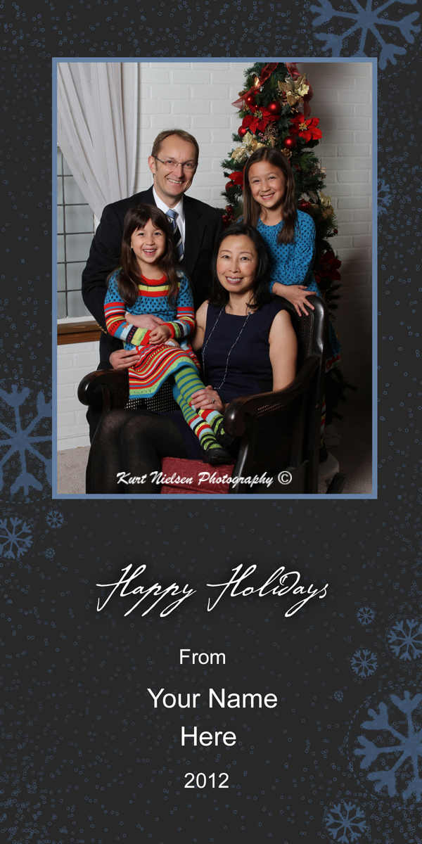 personalized family christmas cards
