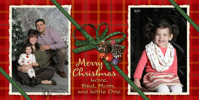 Toledo Photographer Kurt Nielsen Photography Christmas Card Mini Sessions