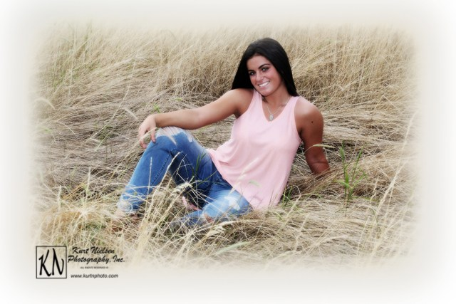 senior portraits at middle grounds metropark in downtown toledo