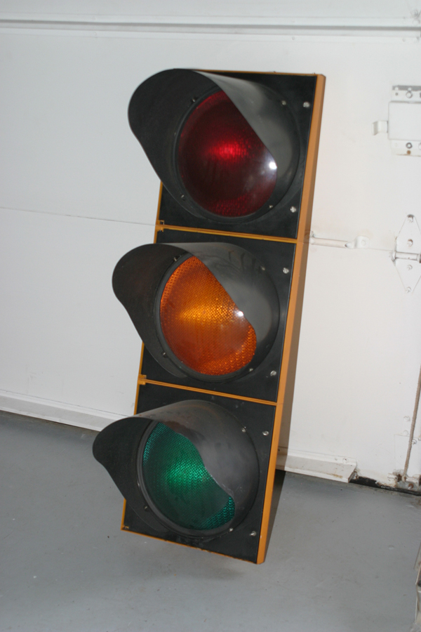 real traffic light for sale
