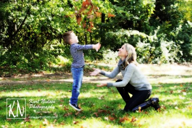 fun fall family photos