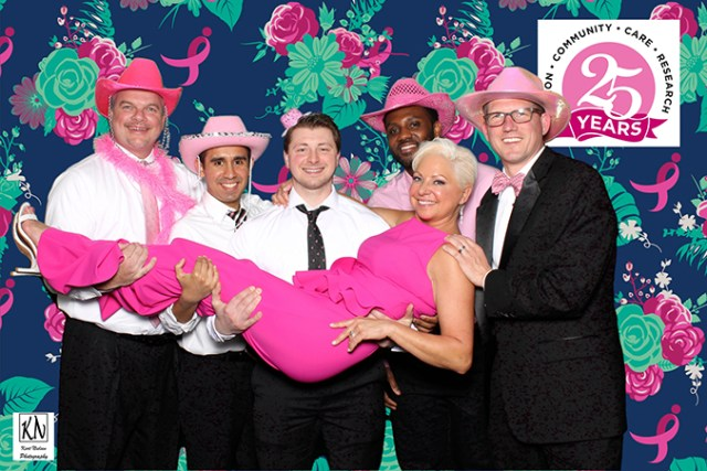 Komen NWO 25th Anniversary Gala - Kurt's Causes