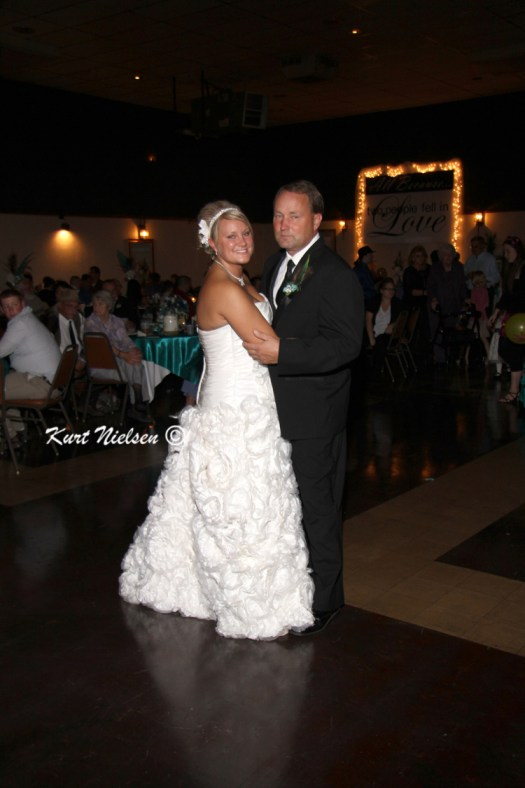 Father Daughter Dance at Weddings