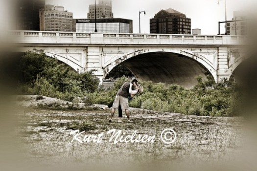 Engagement Photographer Toledo