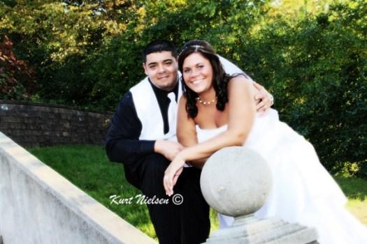 October Wedding in Toledo