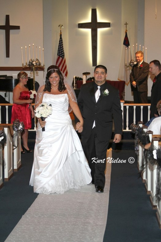 Recessional at Weddings