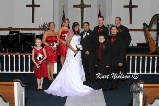Traditional Wedding Photographer Toledo