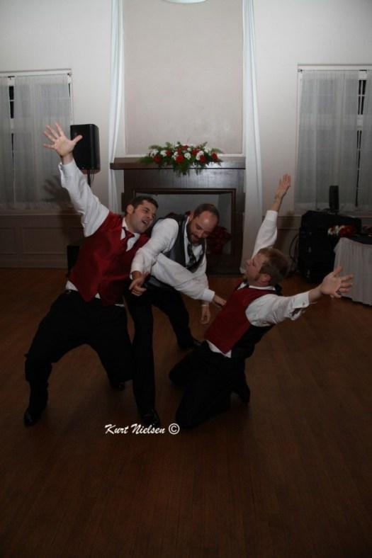 Funny Wedding Photos in Toledo