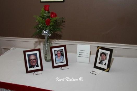 Wedding Ceremony Memory Table