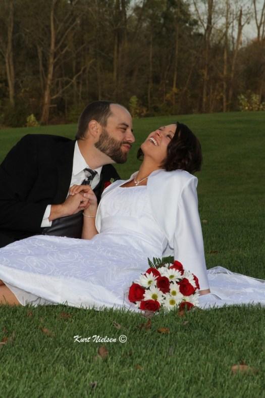 Romantic Wedding Photographer Toledo Ohio