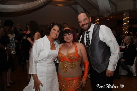 Belly Dancer for Weddings