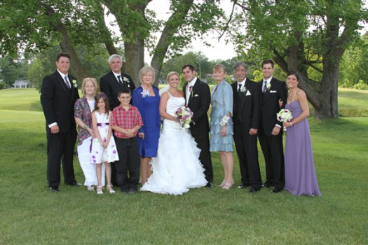 Groom's family photos