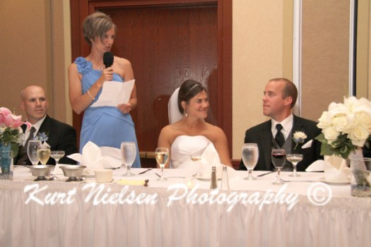 wedding speech from the maid of honor