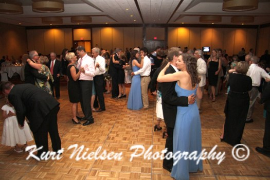 bridal party dance