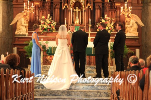 catholic wedding mass