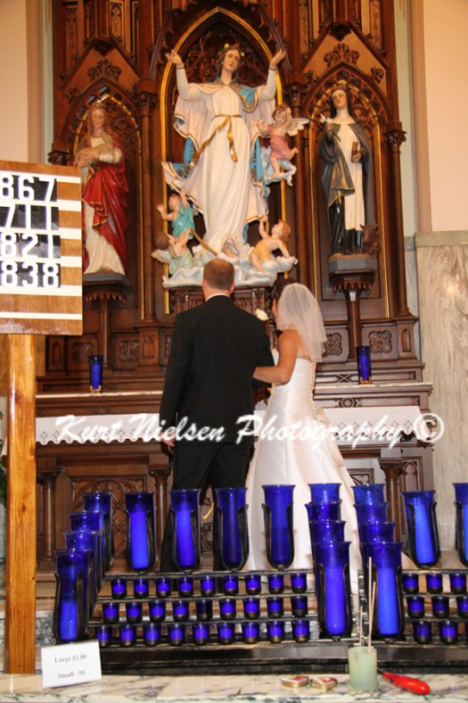 catholic wedding churches in Toledo
