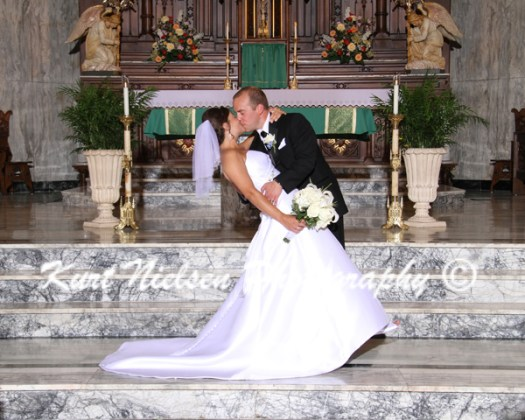 Historic St. Patrick weddings
