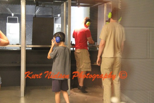 gun range in Toledo