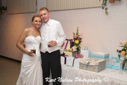 toledo area wedding photographer