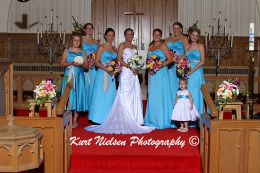 Toledo OH Wedding Photographer
