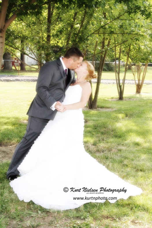 sylvania wedding photographer