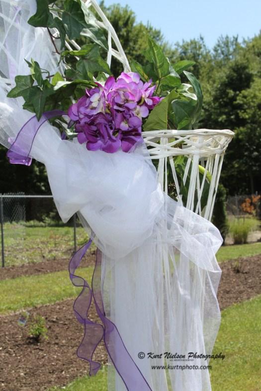 wedding arch decorating