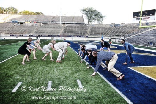 university of toledo wedding photos