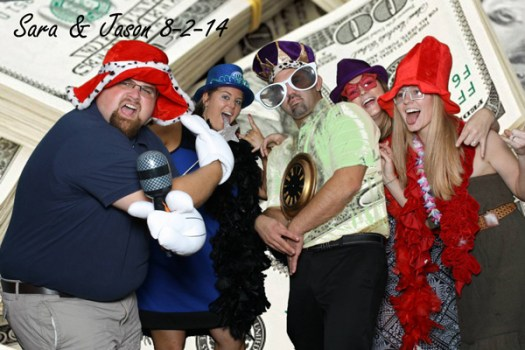 toledo wedding photo booth special