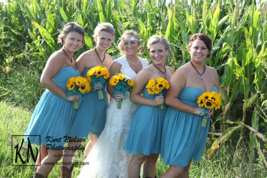 country wedding photos