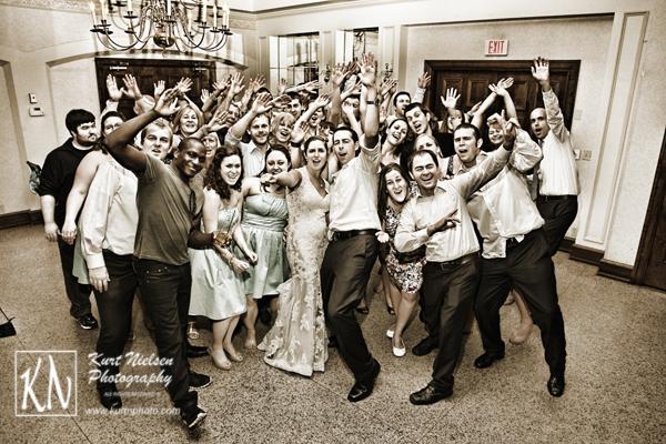 wedding reception party photos